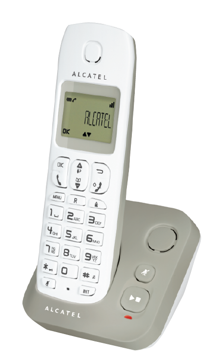 Alcatel E130 Voice