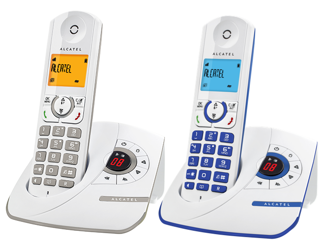 Alcatel F330 et F330 Voice